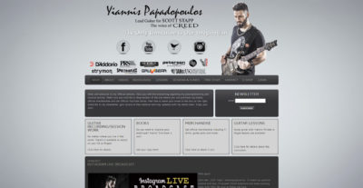Projects - Yiannis Papadopoulos